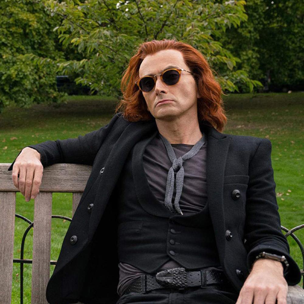 Crowley Costume - Good Omens - Crowley Waistcoat