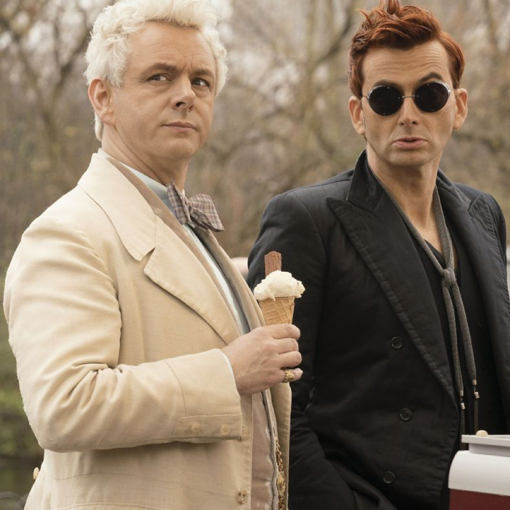 Aziraphale Costume - Good Omens Fancy Dress - Aziraphale Jacket