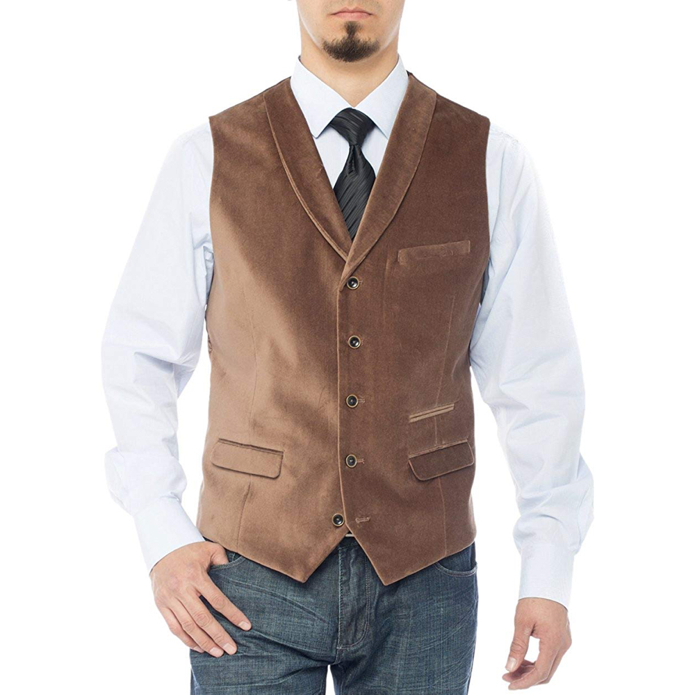 Aziraphale Costume - Good Omens Fancy Dress - Aziraphale Waistcoat