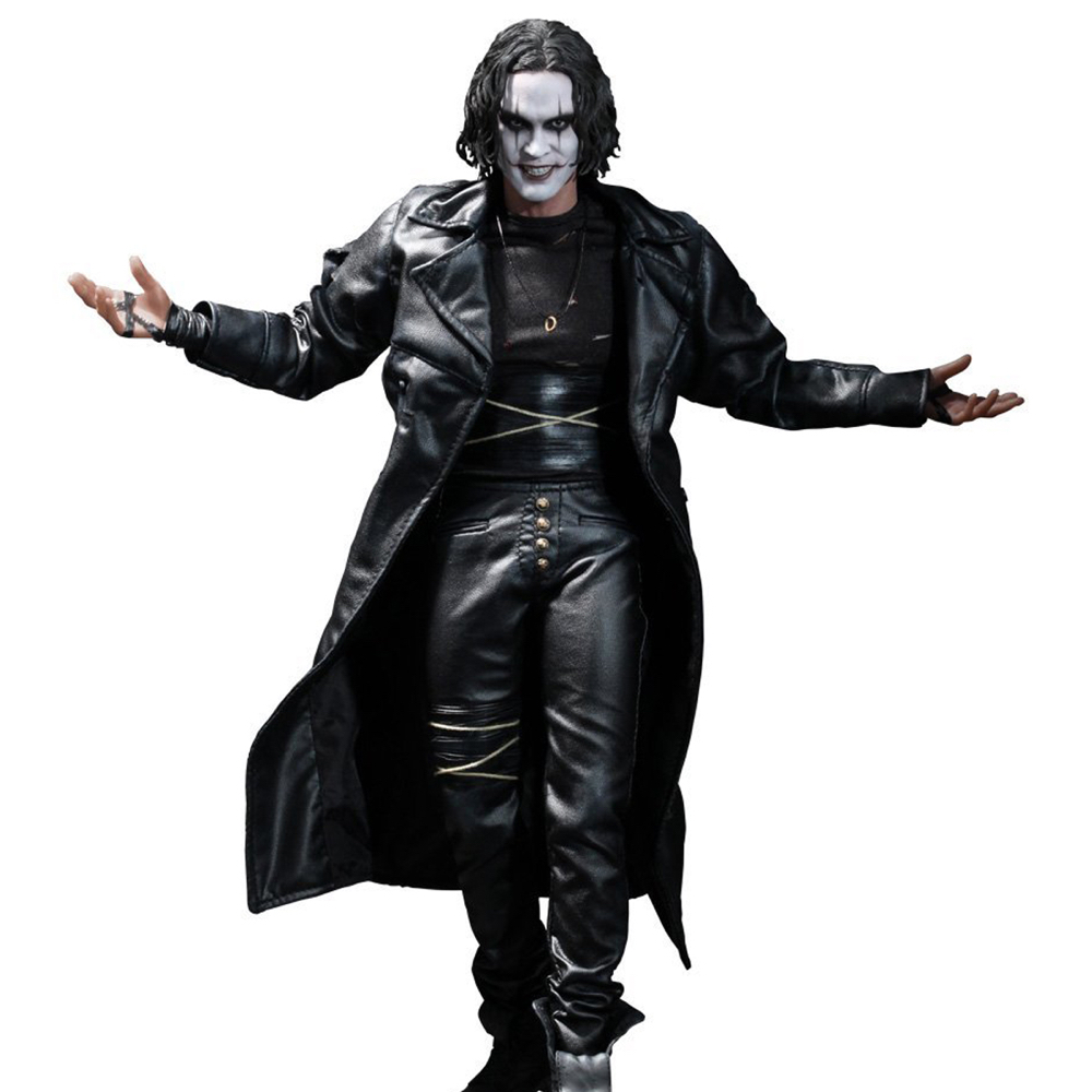 Eric Draven Costume - The Crow Costume - The Crow Fancy Dress - Eric Draven Boots