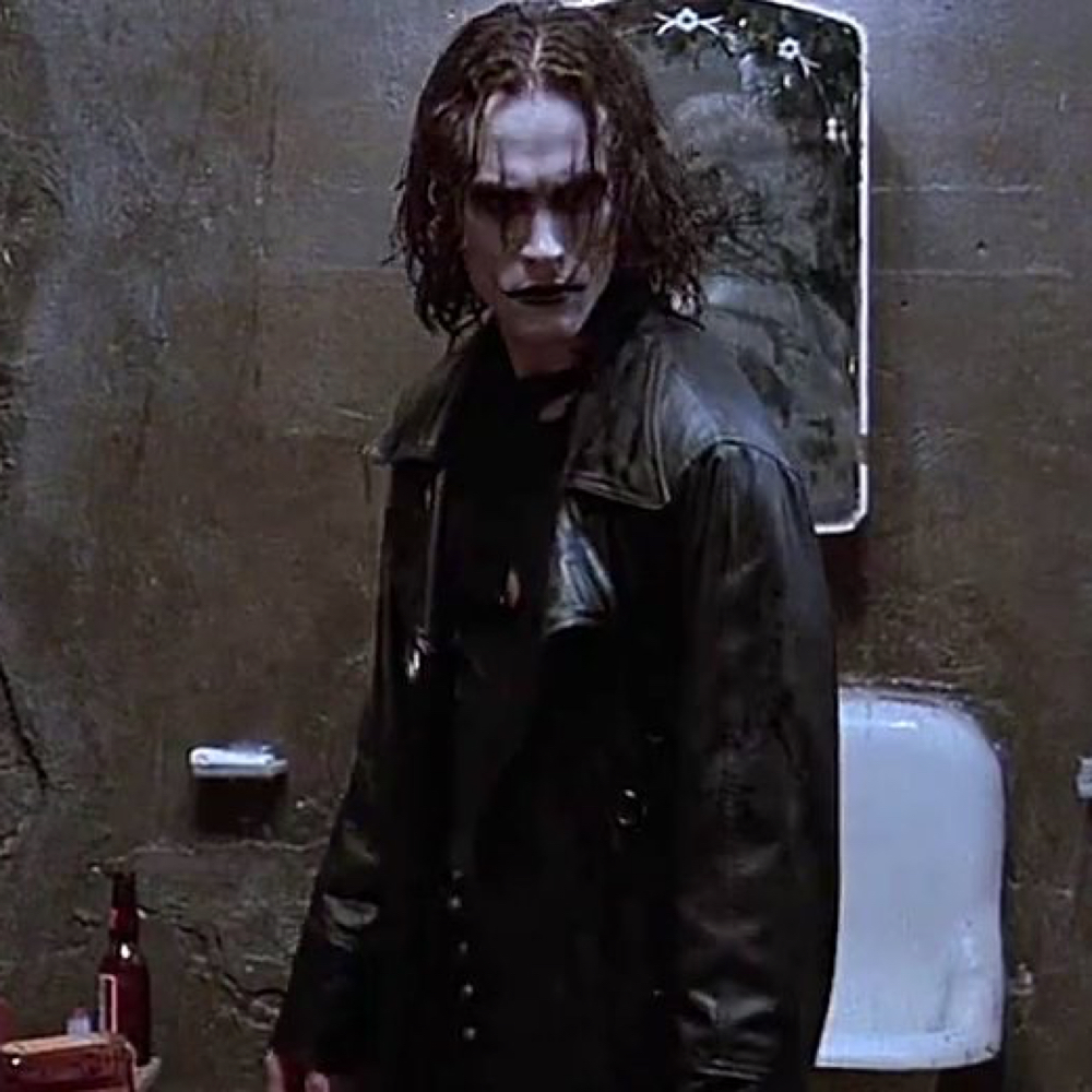 Eric Draven Costume - The Crow Costume - The Crow Fancy Dress - Eric Draven Hair