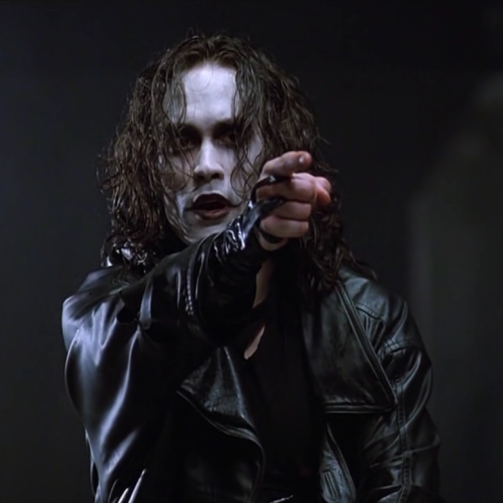 Eric Draven Costume - The Crow Costume - The Crow Fancy Dress - Eric Draven Jacket