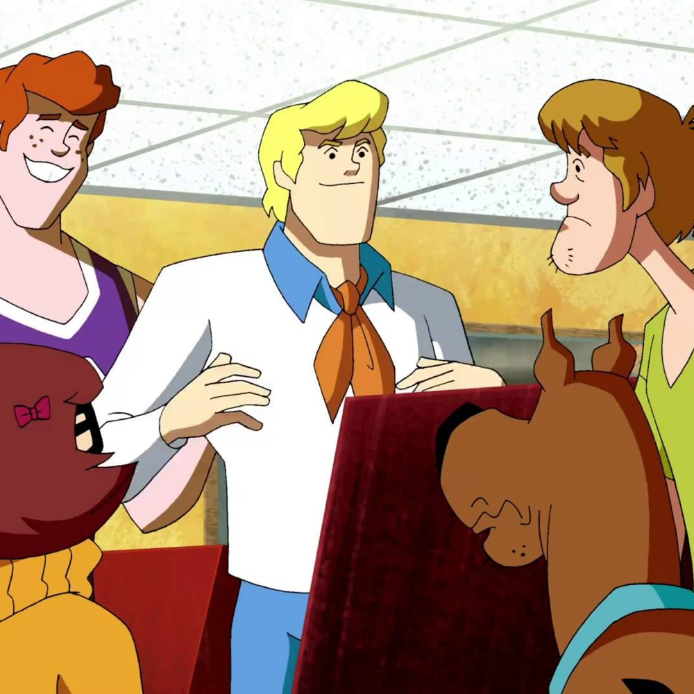 Fred Jones Costume - Scooby Doo Fancy Dress - Fred Jones Shirt