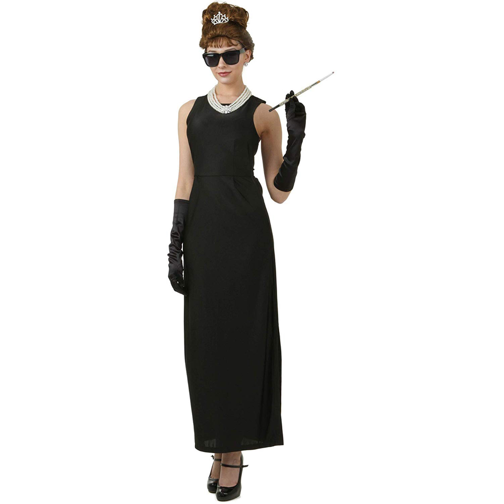Holly Golightly Costume - Breakfast at Tiffany's Fancy Dress - Holly Golightly Dress