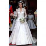 Kate Middleton Bride Costume - Kate Middleton Fancy Dress - Kate Middleton Cosplay