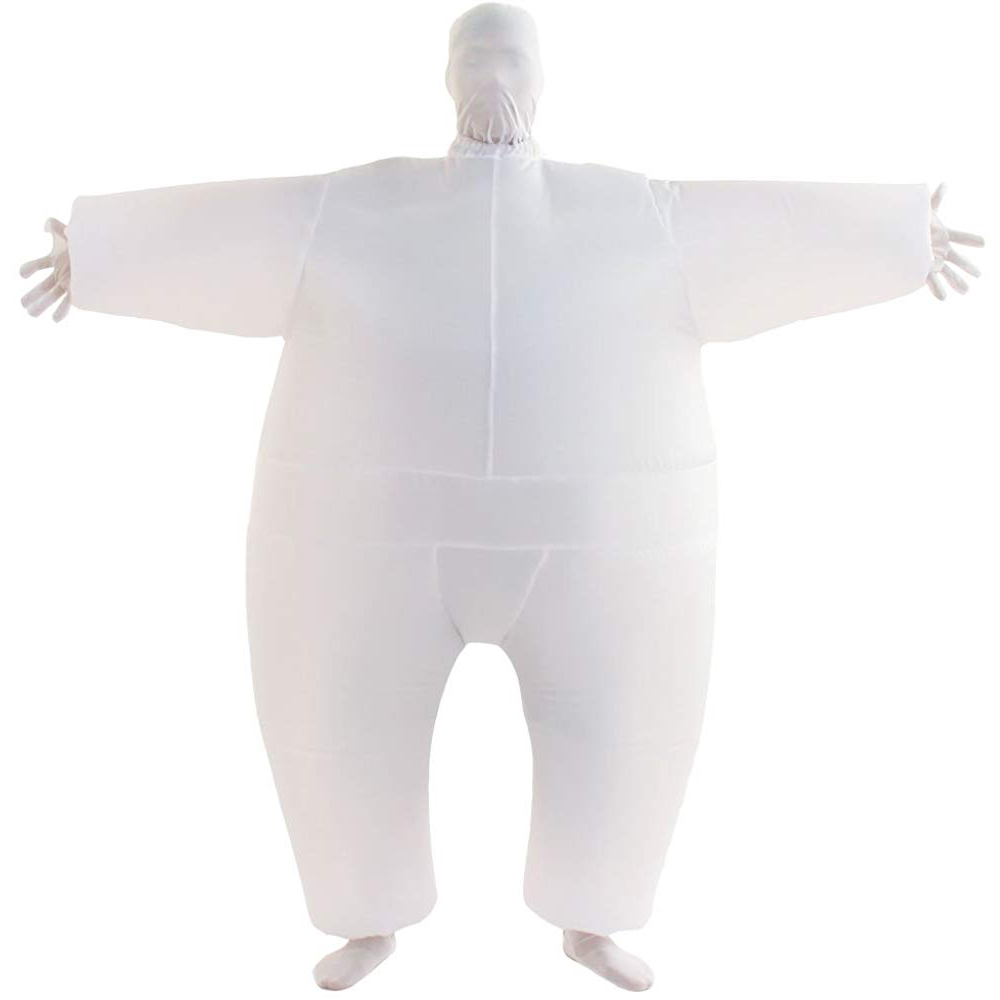 Kingpin Costume - Into The Spider Verse Fancy Dress - Kingpin Fat Body Suit
