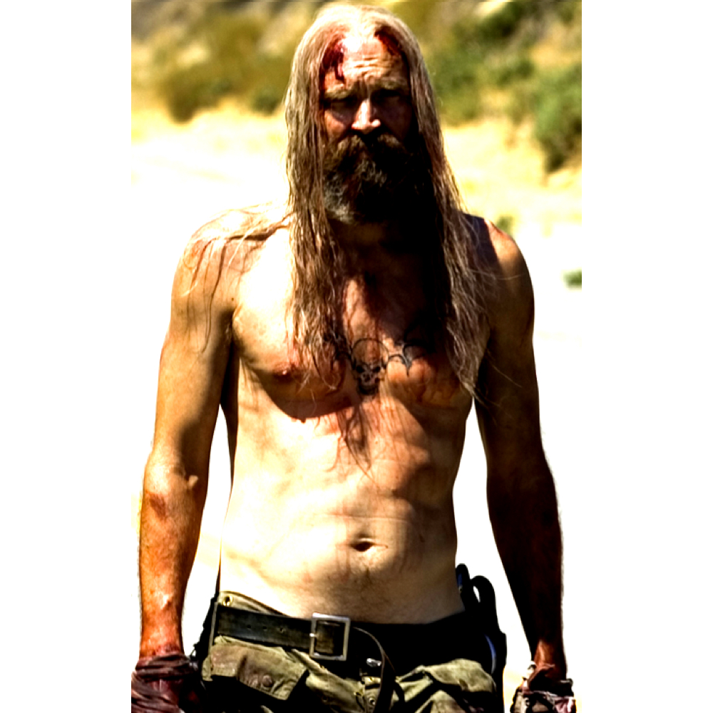 Otis Driftwood Costume - The Devils Rejects Fancy Dress - Otis Driftwood Belt