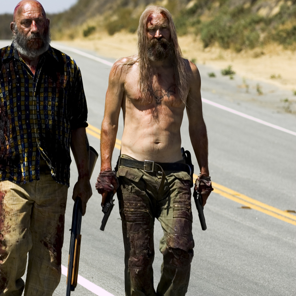 Otis Driftwood Costume - The Devils Rejects Fancy Dress - Otis Driftwood Pants