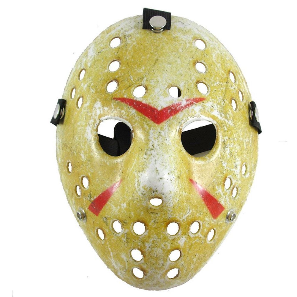 Sexy Jason Voorhees Costume - Miss Voorhees Costume - Friday the 13th - Sexy Jason Vorhees Mask