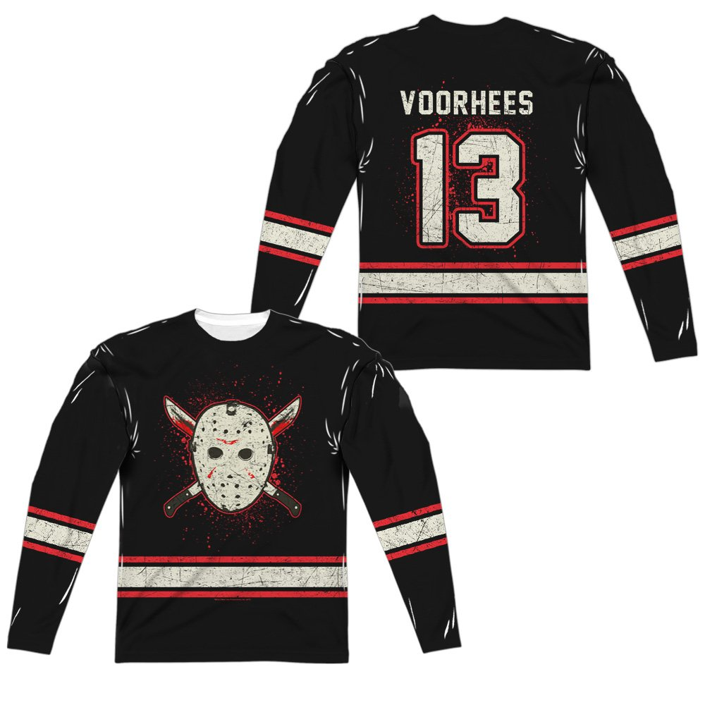 Sexy Jason Voorhees Costume - Miss Voorhees Costume - Friday the 13th - Sexy Jason Vorhees Shirt