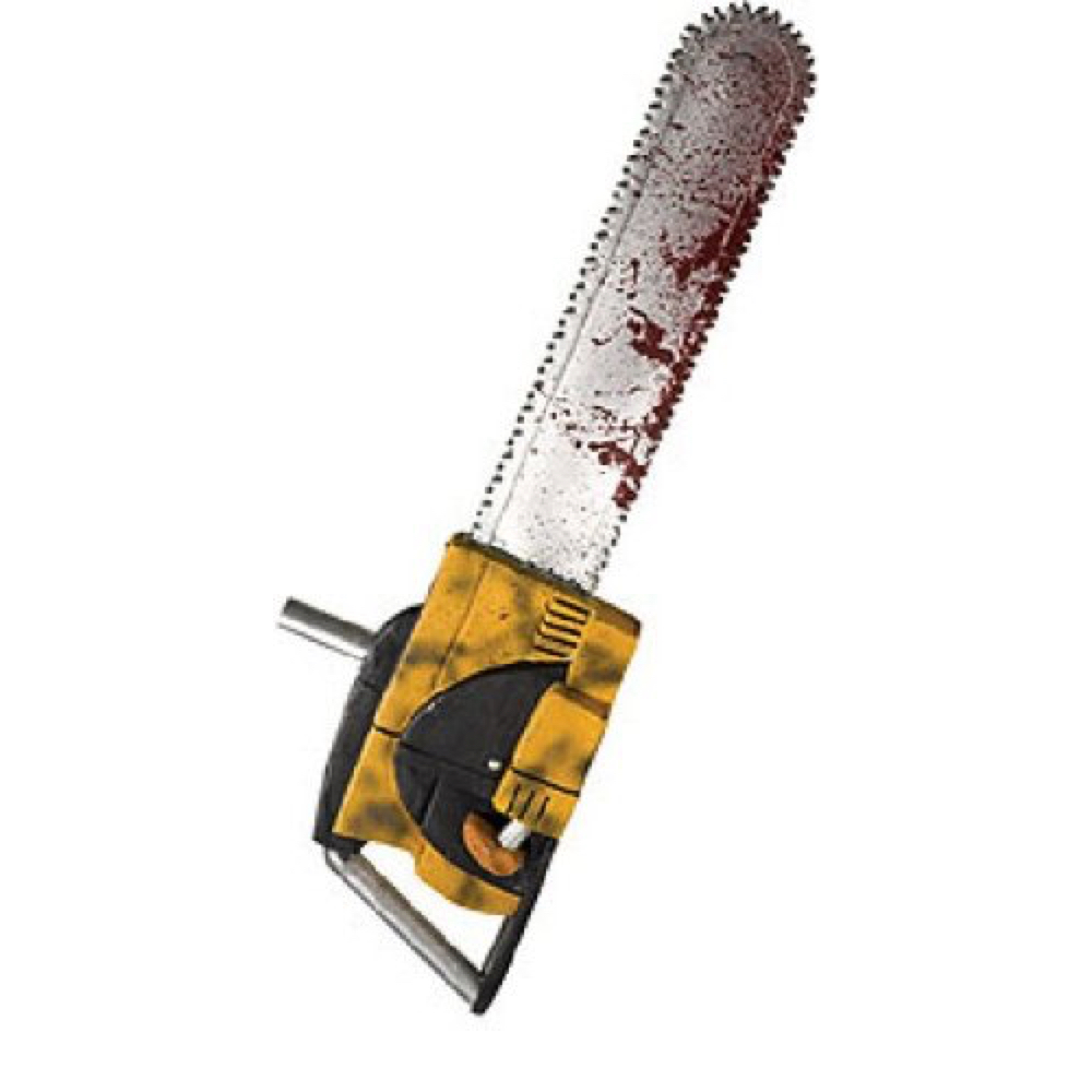 Sexy Leatherface Costume - The Texas Chainsaw Massacre - Sexy Leatherface Chainsaw