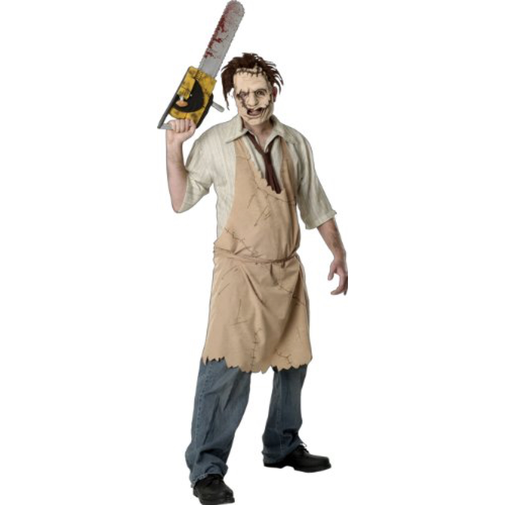 Sexy Leatherface Costume - The Texas Chainsaw Massacre - Sexy Leatherface Fancy Dress