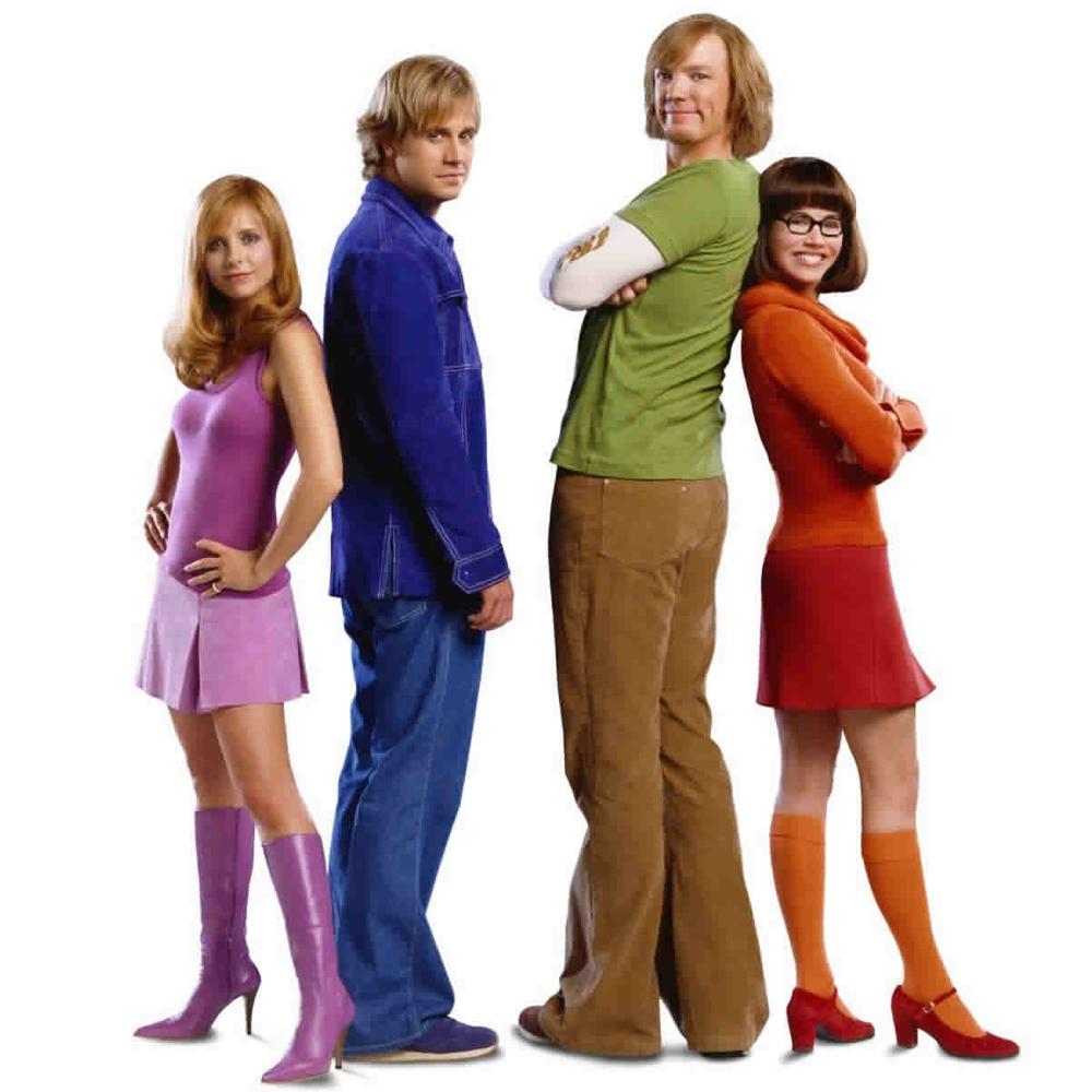 Shaggy Rogers Costume - Scooby Doo Fancy Dress - Shaggy Rogers Pants