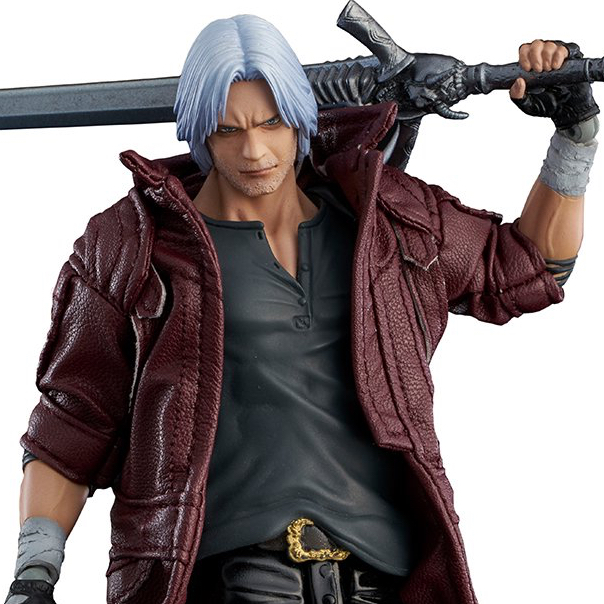 Dante Costume - Devil May Cry 5 Fancy Dress - Dante T-Shirt