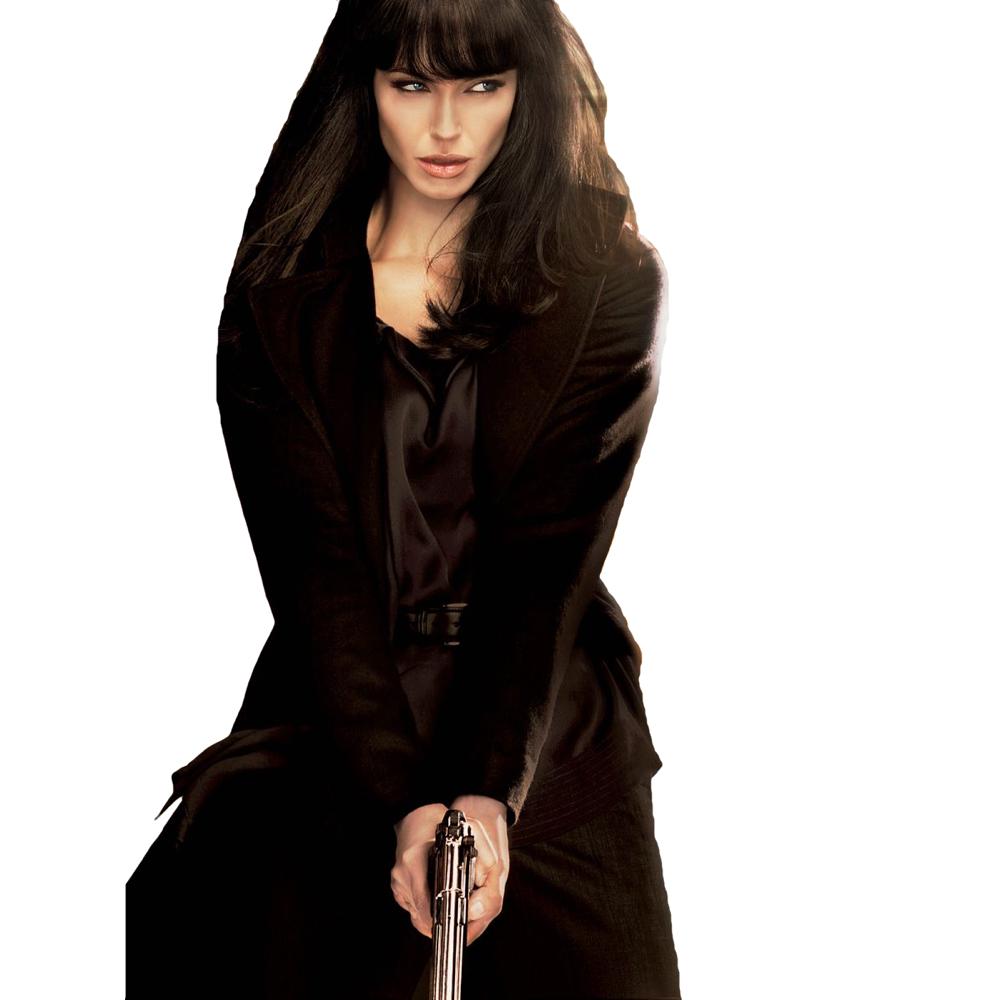 Evelyn Salt Costume - Salt Fancy Dress - Angelina Jolie - Evelyn Salt Top