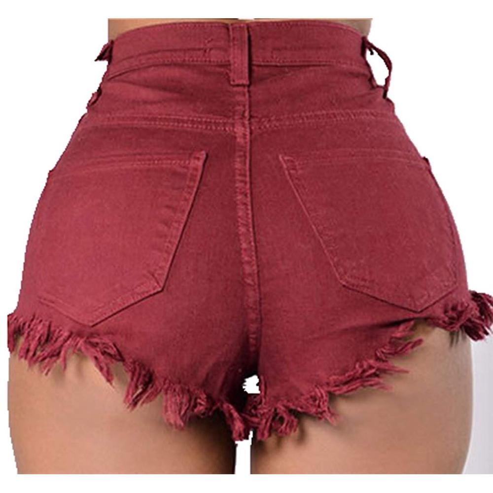 Mallory Knox Costume - Natural Born Killers Fancy Dress - Mallory Knox Red Hot Pants