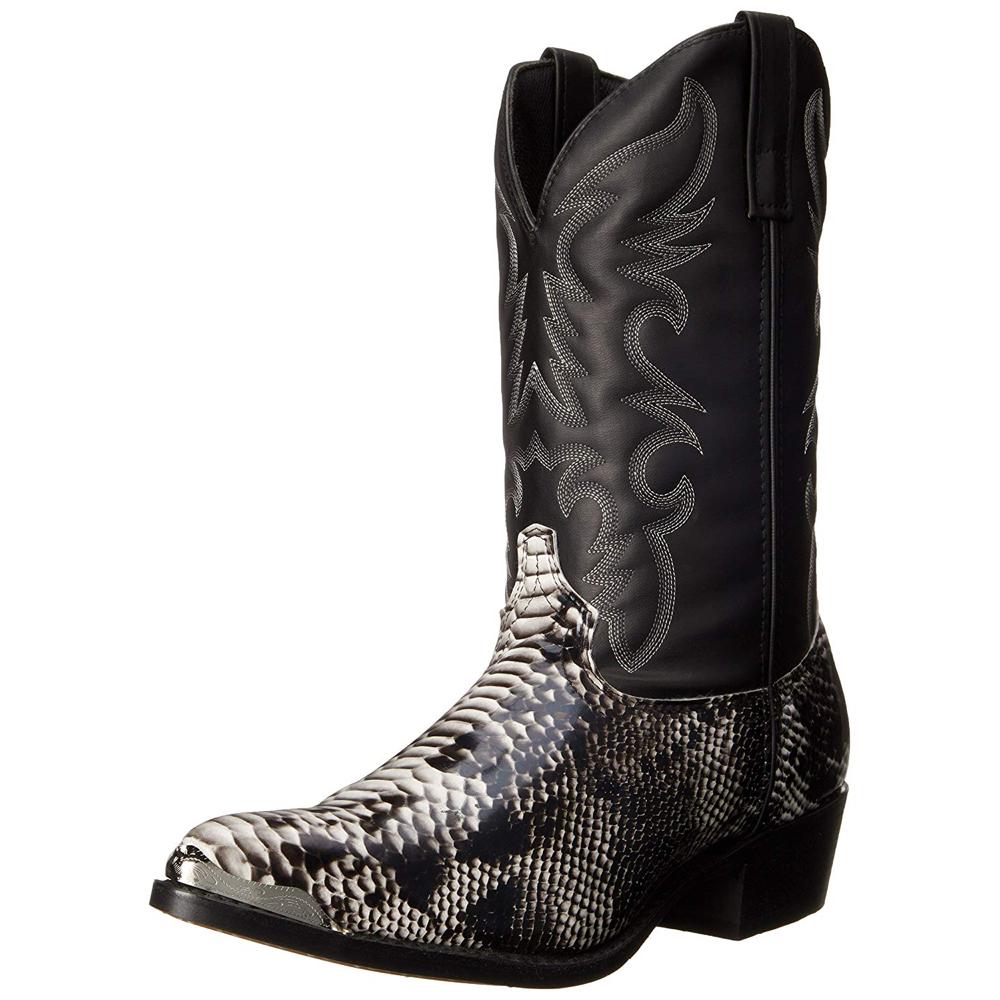 Mickey Knox Costume - Natural Born Killers Fancy Dress - Mickey Knox Cowboy Boots