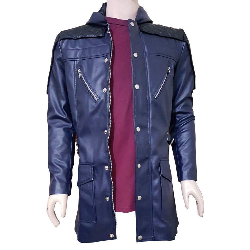 Nero Costume - Devil May Cry 5 Fancy Dress - Nero Jacket