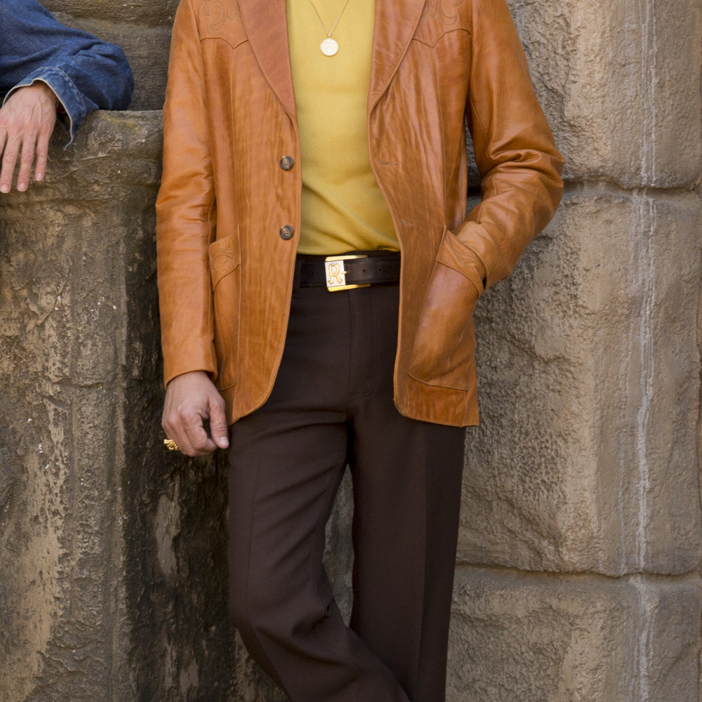 Rick Dalton Costume - Once Upon a Time in Hollywood Fancy Dress - Rick Dalton Belt