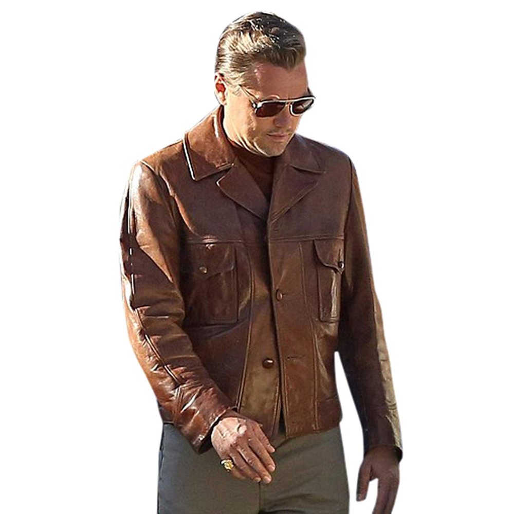 Rick Dalton Costume - Once Upon a Time in Hollywood Fancy Dress - Rick Dalton Jacket