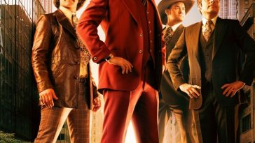 Ron Burgundy Costume - Anchorman Fancy Dress - Ron Burgundy Cosplay