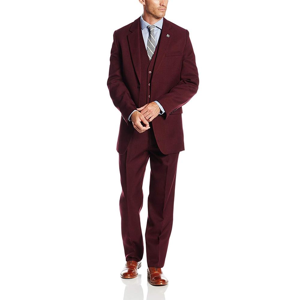 Ron Burgundy Costume - Anchorman Fancy Dress - Ron Burgundy