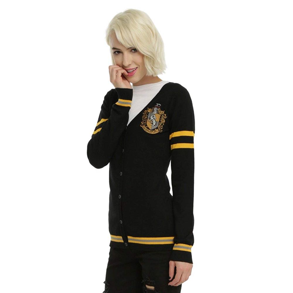 Sexy Hermoine Costume - Harry Potter Fancy Dress for Women - Sexy Heromine Cardigan