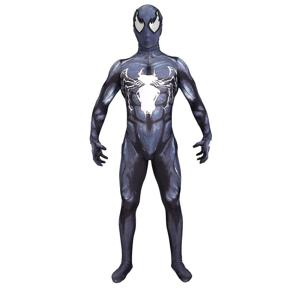 Venom Costume - Venom Fancy Dress - Venom Body Suit