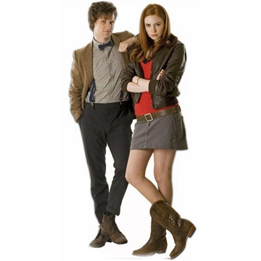 Amy Pond Costume - Doctor Who Fancy Dress - Amy Pond Boots