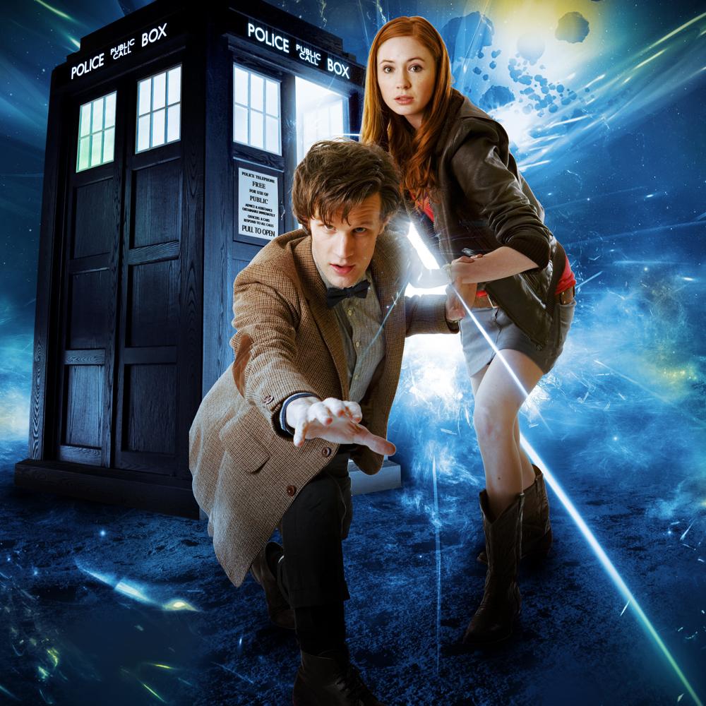 Amy Pond Costume - Doctor Who Fancy Dress - Amy Pond Jacket