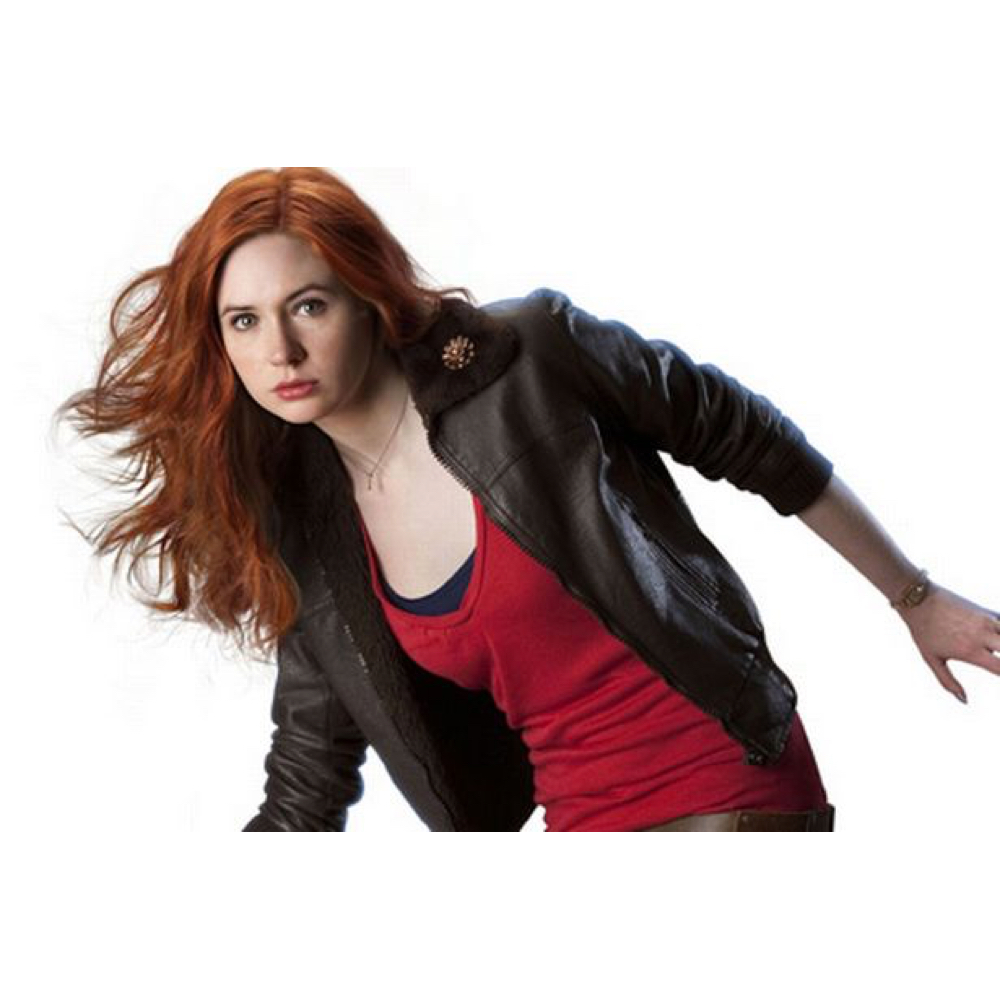 Amy Pond Costume - Doctor Who Fancy Dress - Amy Pond Tunic