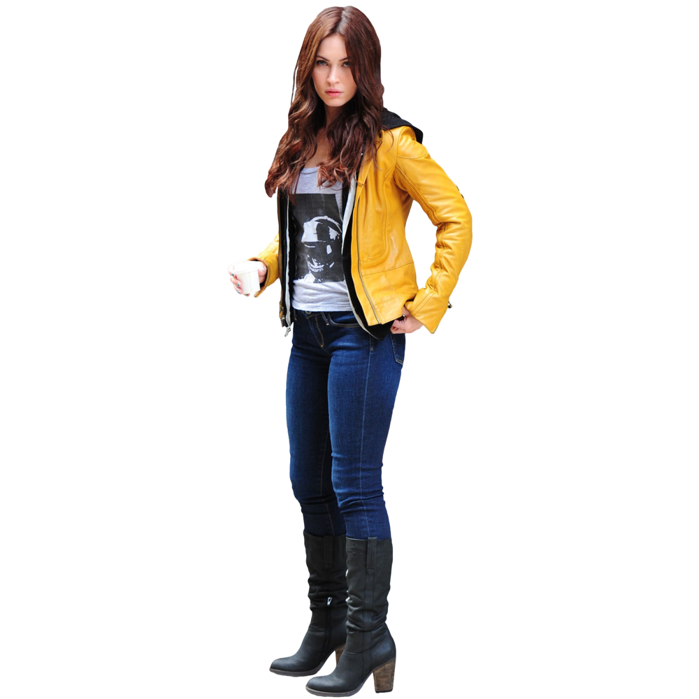 April O'Neil Costume - Megan Fox - Teenage Mutant Ninja Turtles Fancy Dress - April O'Neil Boots