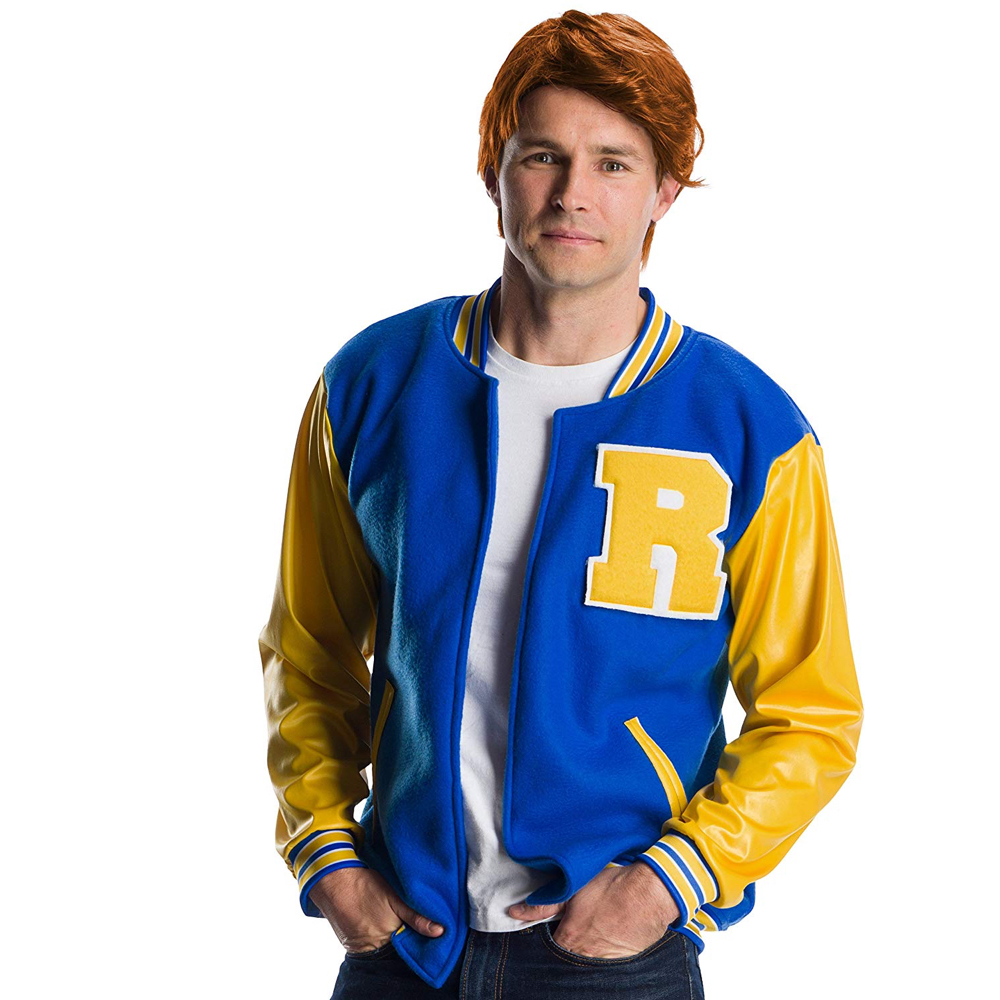 Archie Andrews Costume - Riverdale Fancy Dress - Archie Andrews Jacket