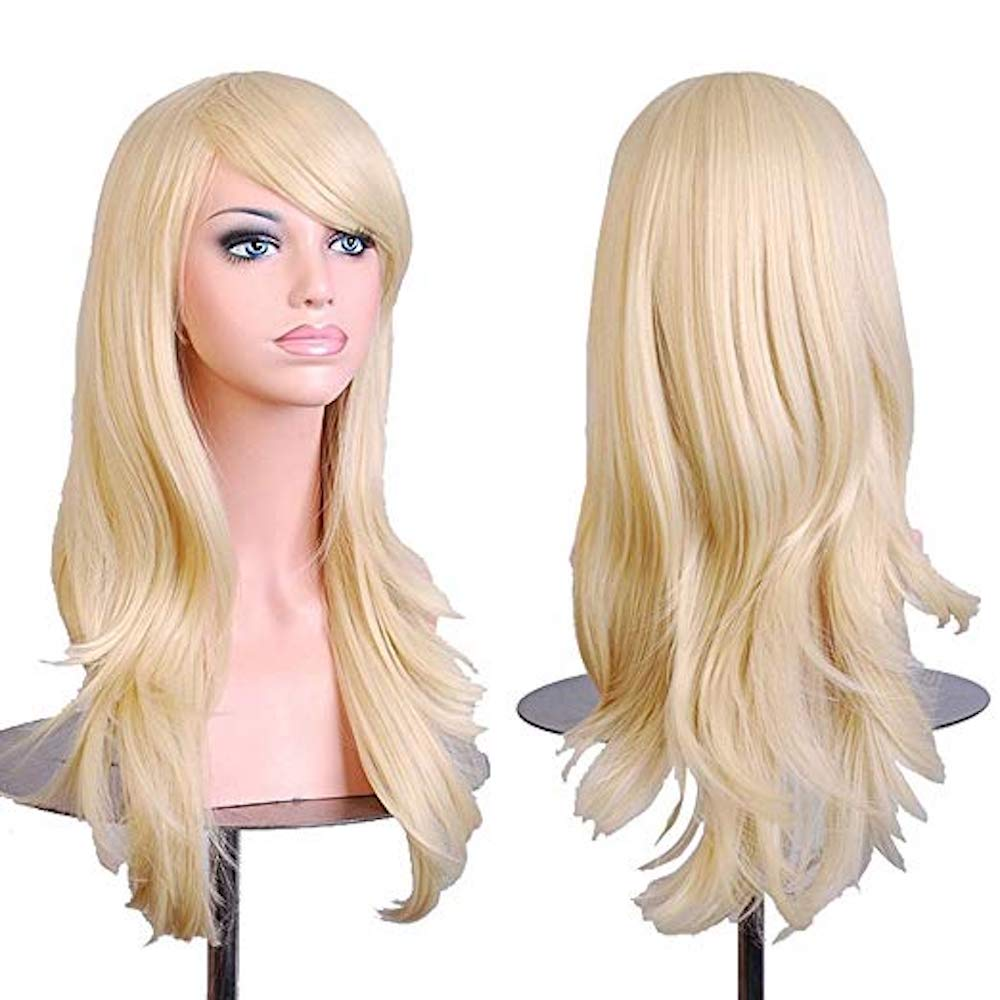 Baywatch Costume - Baywatch Fancy Dress - Baywatch Hair Wig - Pamela Anderson