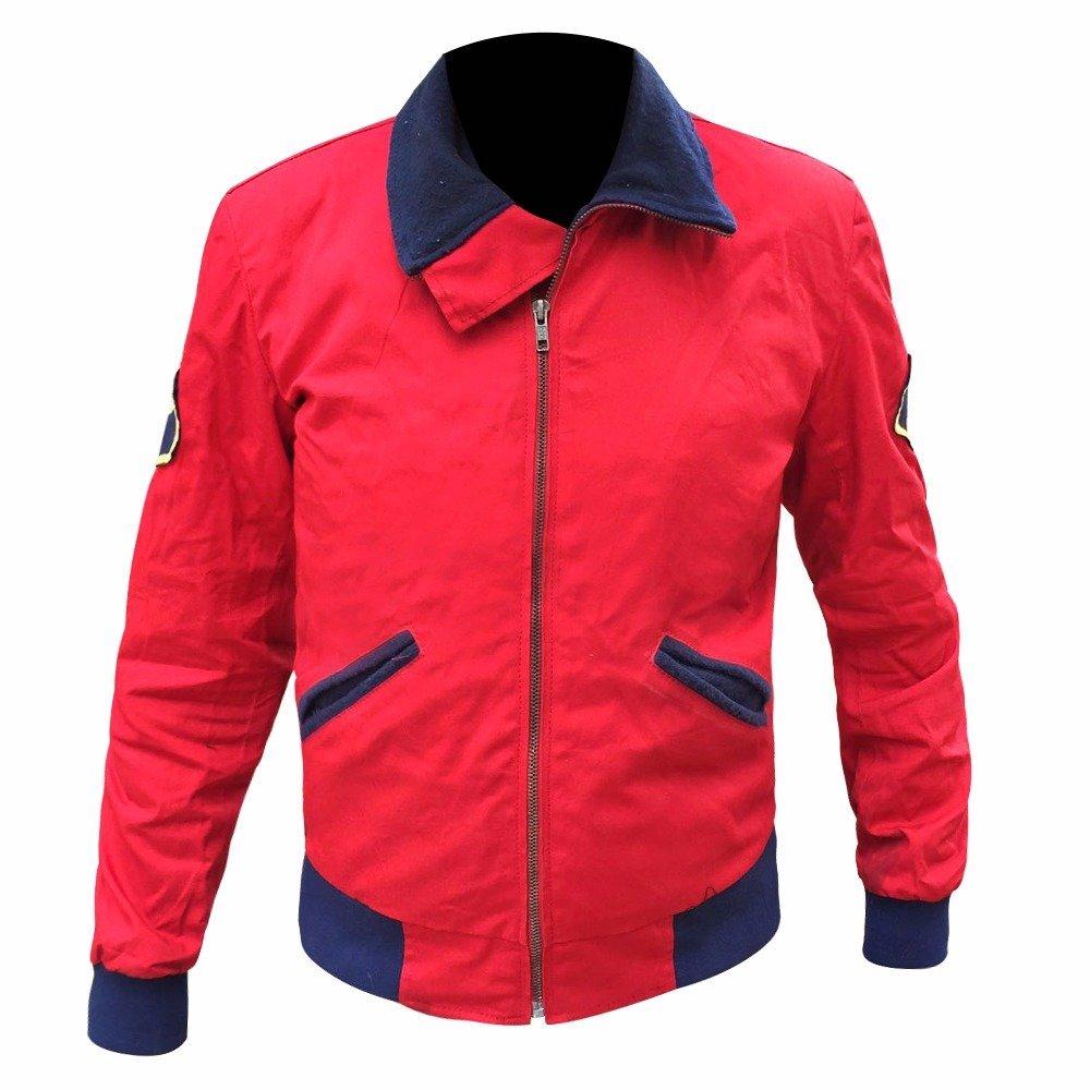 Baywatch Costume - Baywatch Fancy Dress - Baywatch Jacket - David Hasselhoff