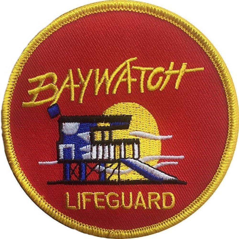 Baywatch Costume - Baywatch Fancy Dress - Baywatch Logo Patch