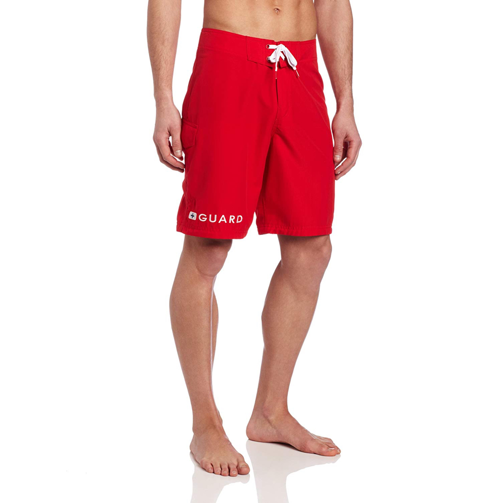 Baywatch Costume - Baywatch Fancy Dress - Baywatch Shorts - David Hasselhoff