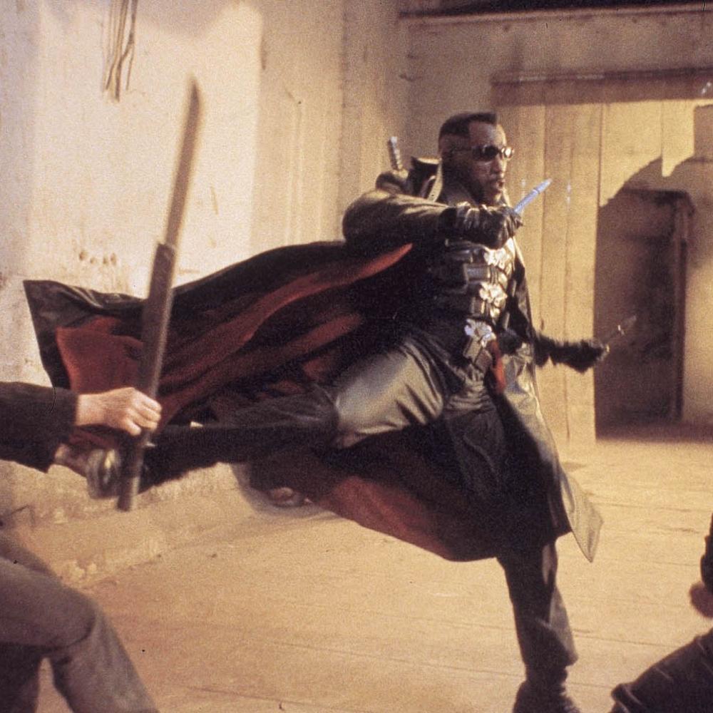 Blade Costume - Blade Fancy Dress - Blade Pants
