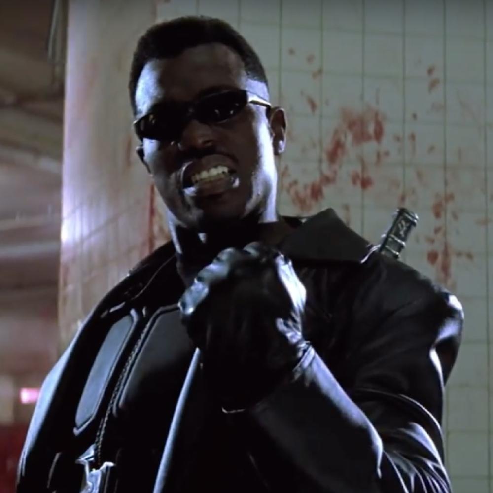 Blade Costume - Blade Fancy Dress - Blade Sunglasses