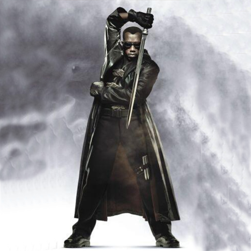 Blade Costume - Blade Fancy Dress - Blade Sword