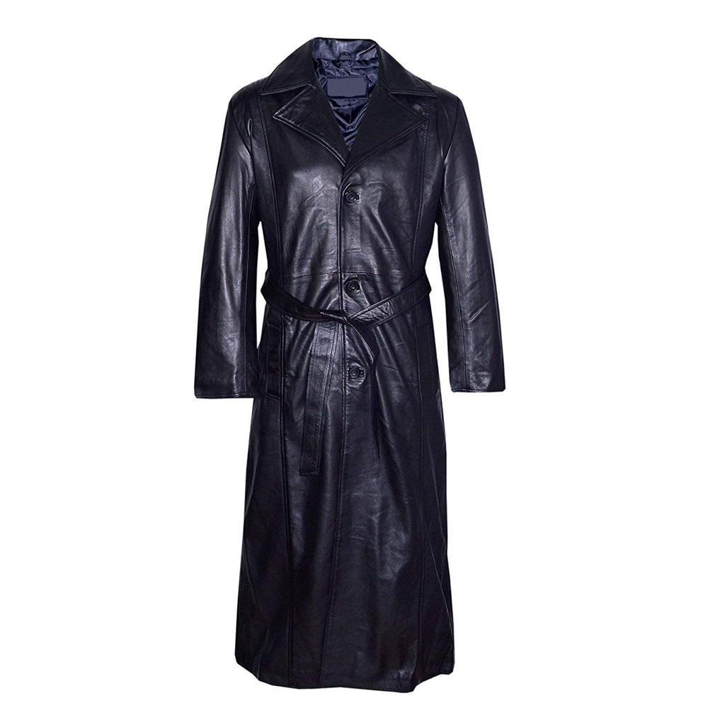 Blade Costume - Blade Fancy Dress - Blade Trench Coat