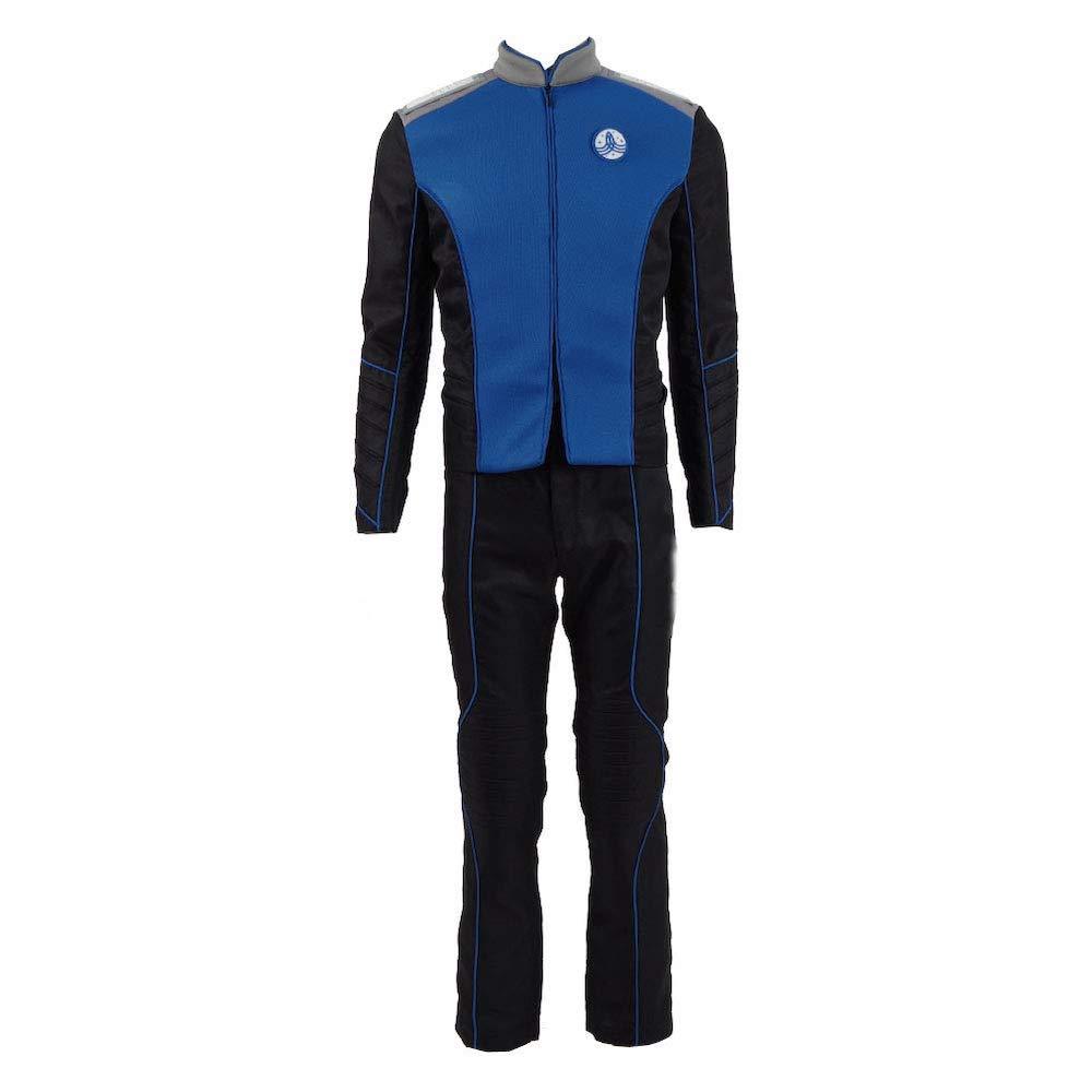 Captain Ed Mercer Costume - The Orville Fancy Dress - Captain Ed Mercer Uniform