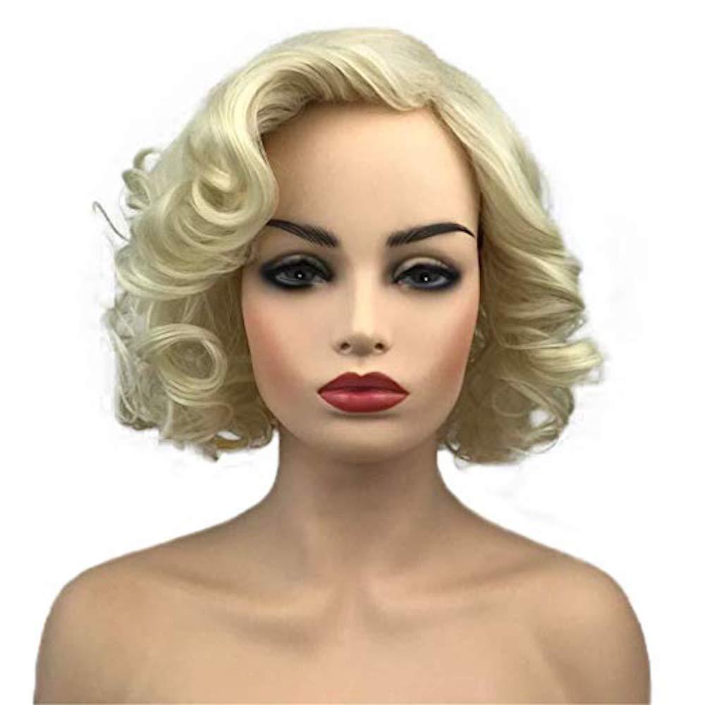 Charlie Blackwood Costume - Top Gun Fancy Dress - Charlie Blackwood Hair Wig