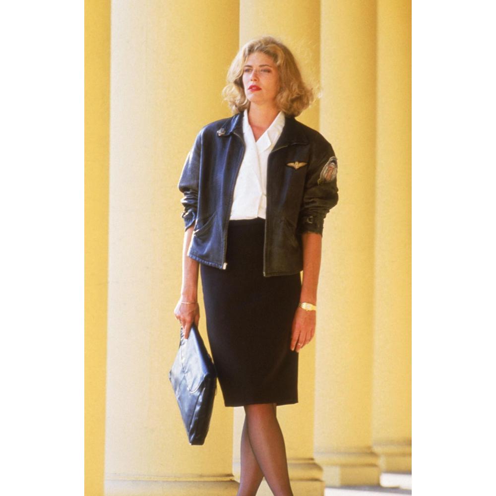 Charlie Blackwood Costume - Top Gun Fancy Dress - Charlie Blackwood Skirt