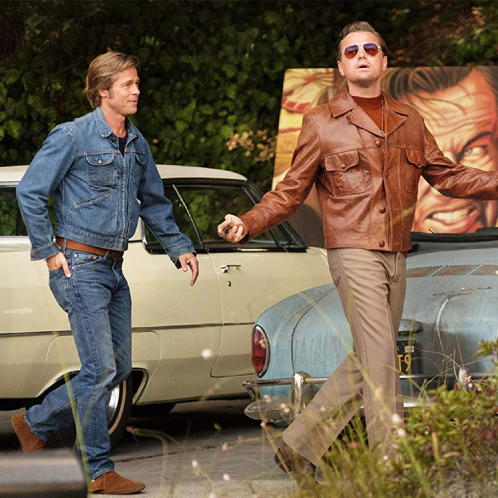Cliff Booth Costume - Once Upon a Time in Hollywood Fancy Dress - Cliff Booth Shoes