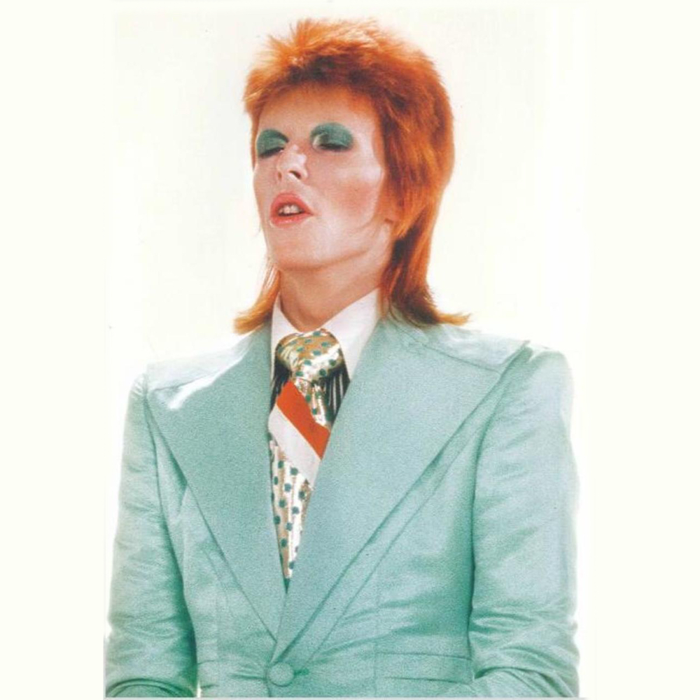 David Bowie Costume - Life on Mars Fancy Dress - David Bowie Eyeshadow