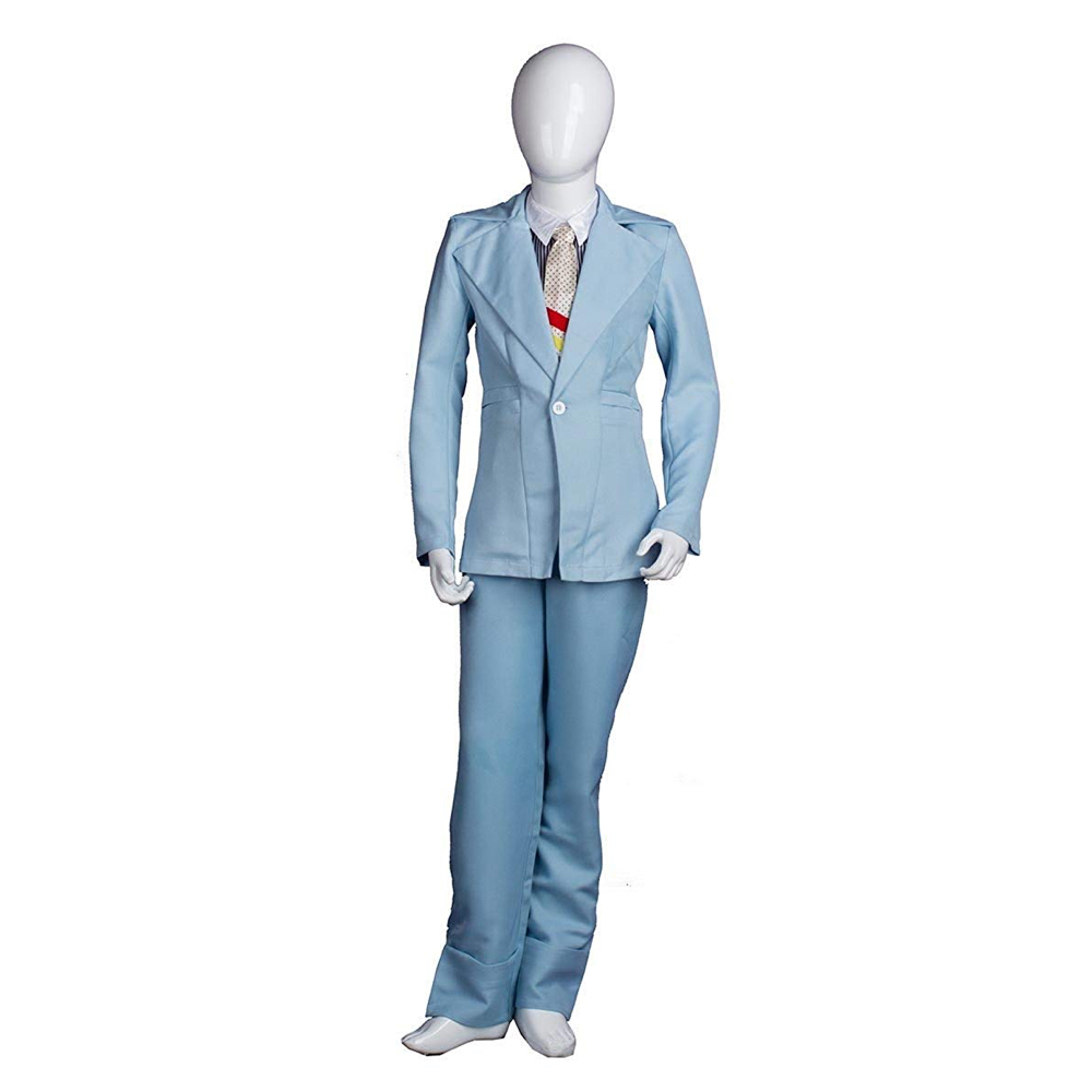 David Bowie Costume - Life on Mars Fancy Dress - David Bowie Suit