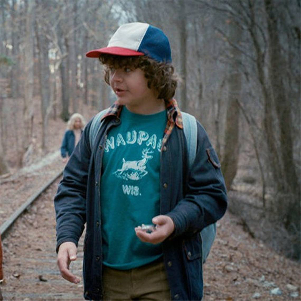 Dustin Henderson Costume - Stranger Things Fancy Dress - Dustin Henderson Jacket