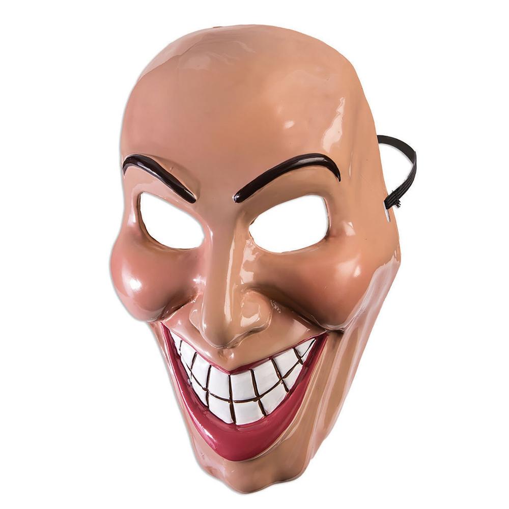 Freak Gang Costume - The Purge Fancy Dress - Female Freak Mask