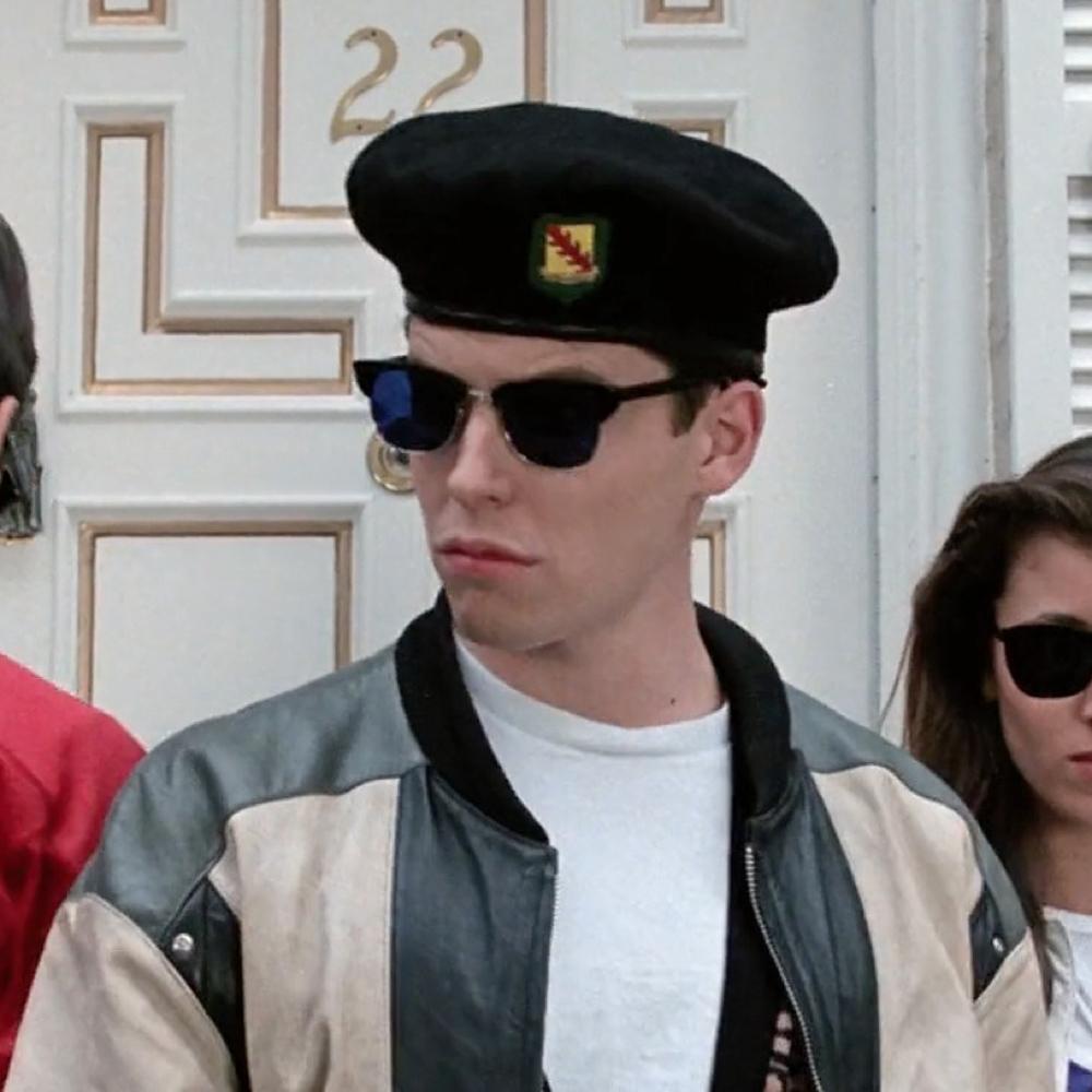 Ferris Bueller Costume - Ferris Bueller's Day Off Fancy Dress - Ferris Bueller Beret